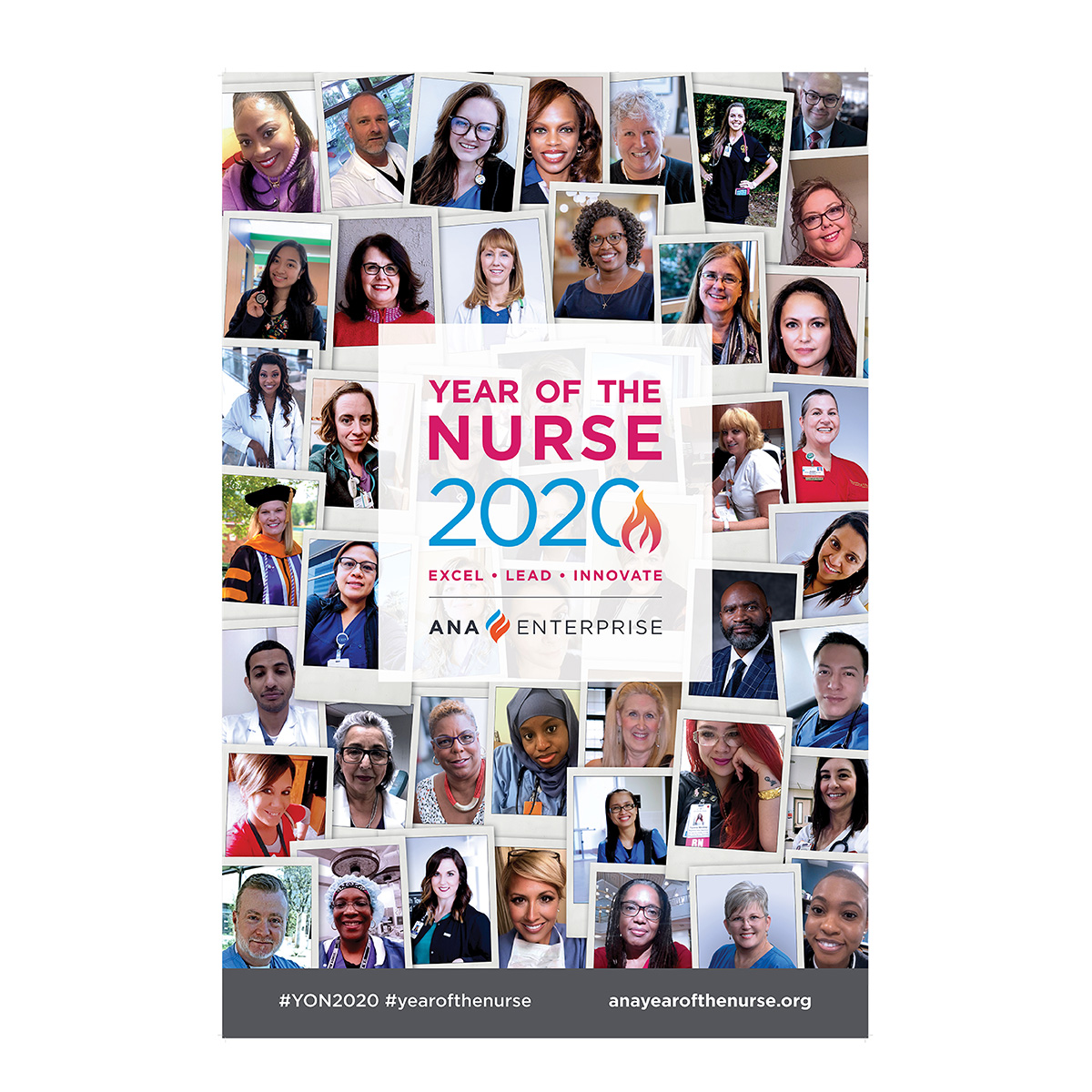 Year of the Nurse Poster