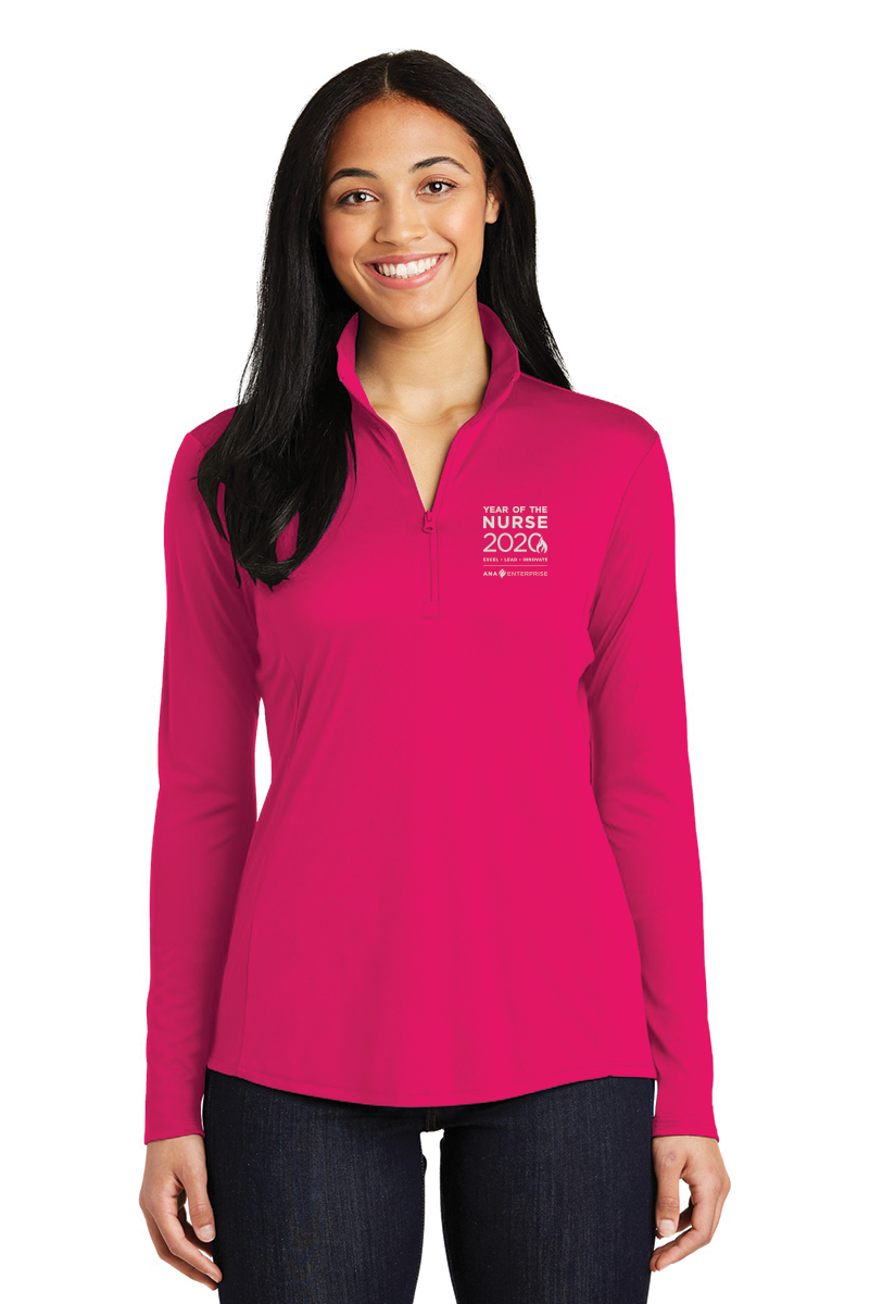 Ladies' Performance 1/4 Zip