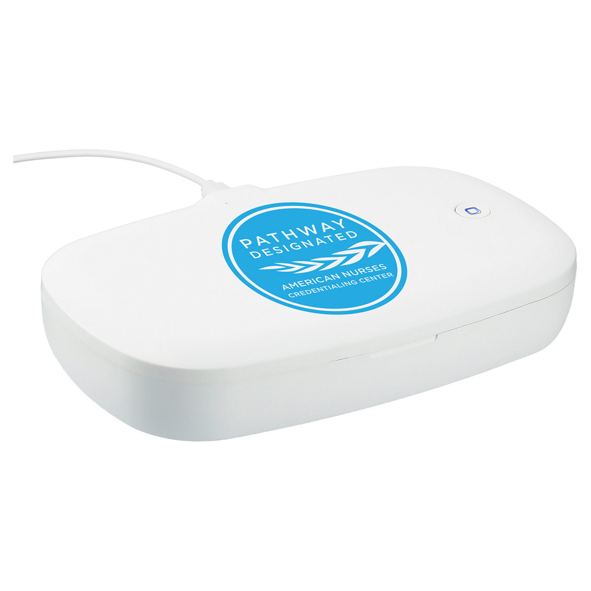 Pathway Designated Phone Charger & Sanitizer Box