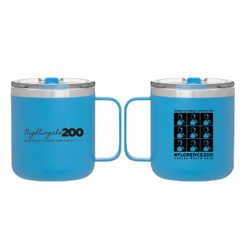 Florence 12oz Thermal Mug With Spill Resistant Lid