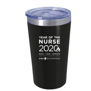 Year of the Nurse17oz Multi Lid Thermal Tumbler