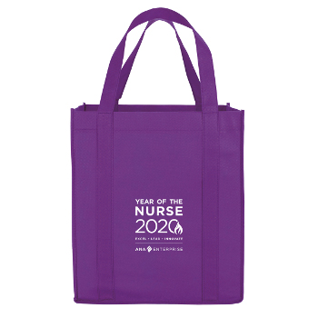 Year of the Nurse Grocery Tote