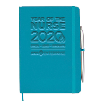 Year of the Nurse Journal with Pen