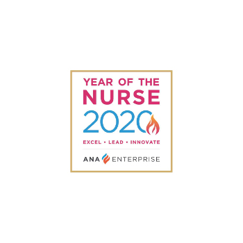 Year of the Nurse Commemorative Lapel Pin