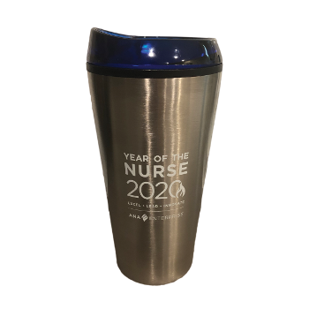 Year of the Nurse 17oz Multi Lid Thermal Tumbler