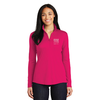 Year of the Nurse Ladies' Performance 1/4 Zip
