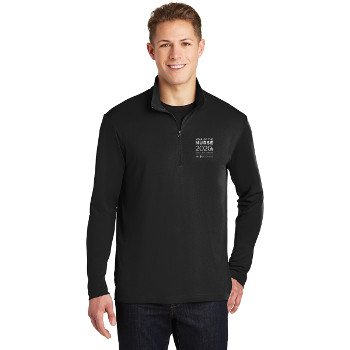Year of the Nurse Men's Performance 1/4 Zip