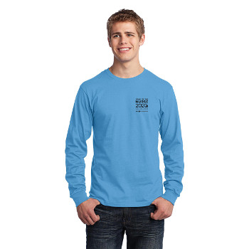 Year of the Nurse Unisex Long Sleeve Tee