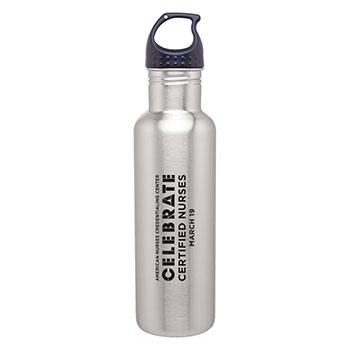 Certified Nurses Day Stainless Steel Bottle