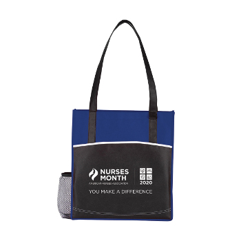 Nurses Month Boardwalk Non-Woven Convention Tote