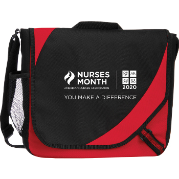 Nurses Month Storm Slim Messenger Bag