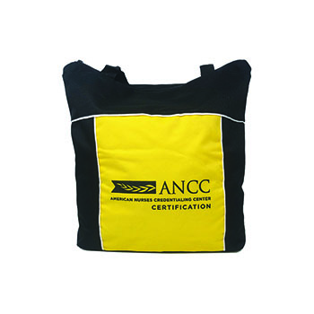 Certification Zippered Tote