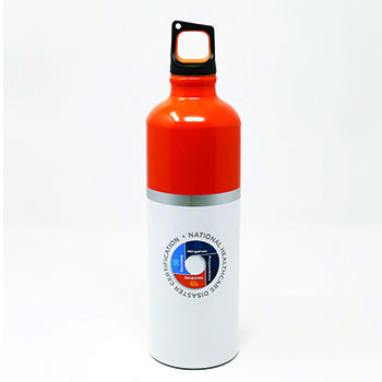 2-Tone Aluminum Bottle