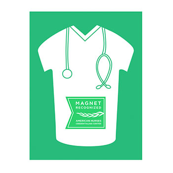 Magnet Recognized Medical Scrub Sticky Book