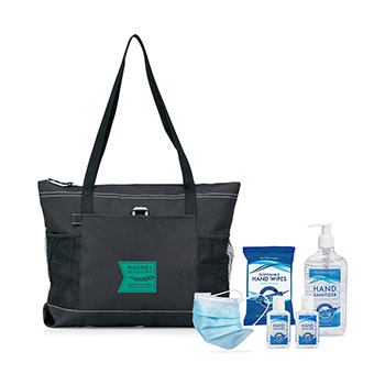 Magnet Recognized Tote Bag PPE Kit
