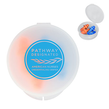 Pathway Designated Ear Plugs (2 sets of 2)