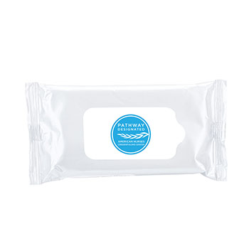 Pathway Designated Antibacterial Wet Wipes - 10 Pack